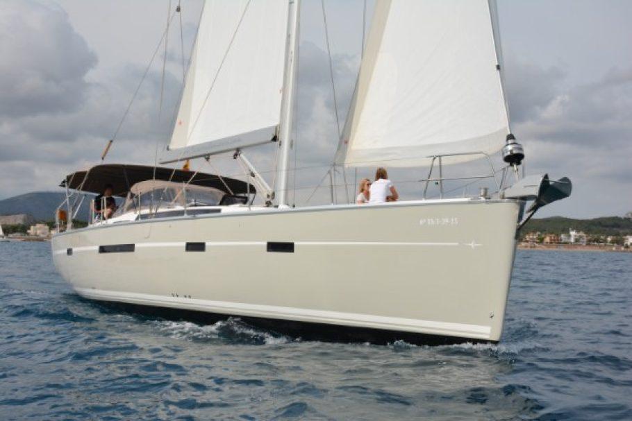 B-Yachts Bavaria 56 Cruiser sitges