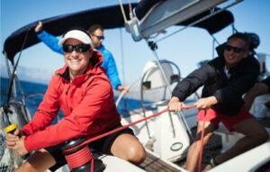 Navegación velero
